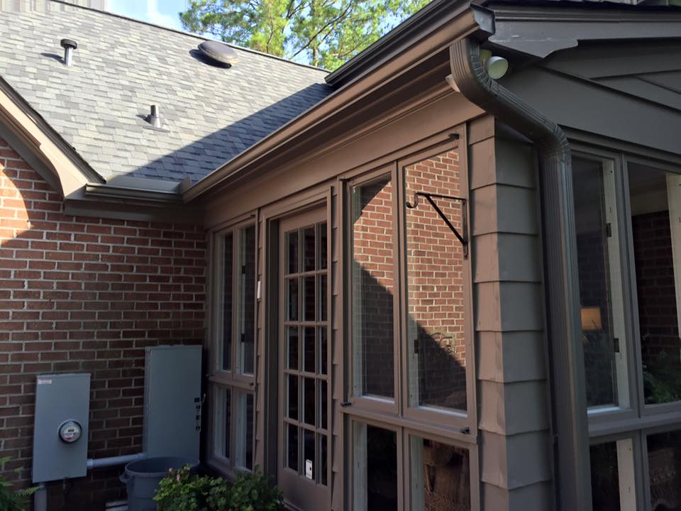 Eastern North Carolina Gutter Installation and Repair