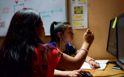 In Chajul, the future (of technology) is female!
