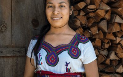 Juana has courageously fought for her education.