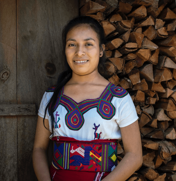 Juanahas courageously fought for her education.