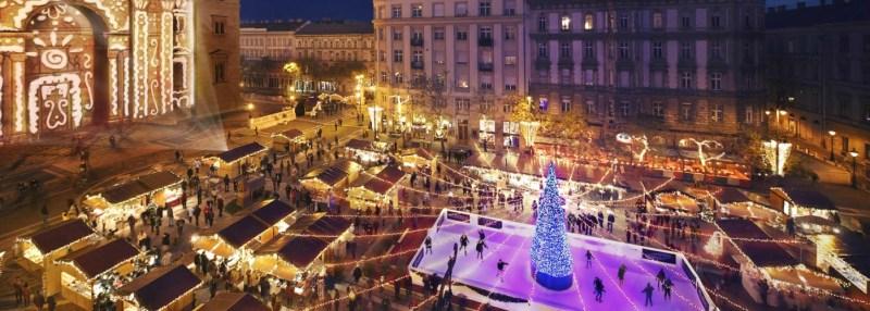 European destination to celebrate Christmas Budapest