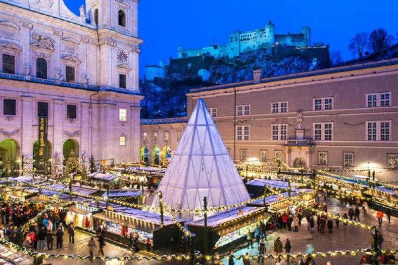 Christmas in Salzburg