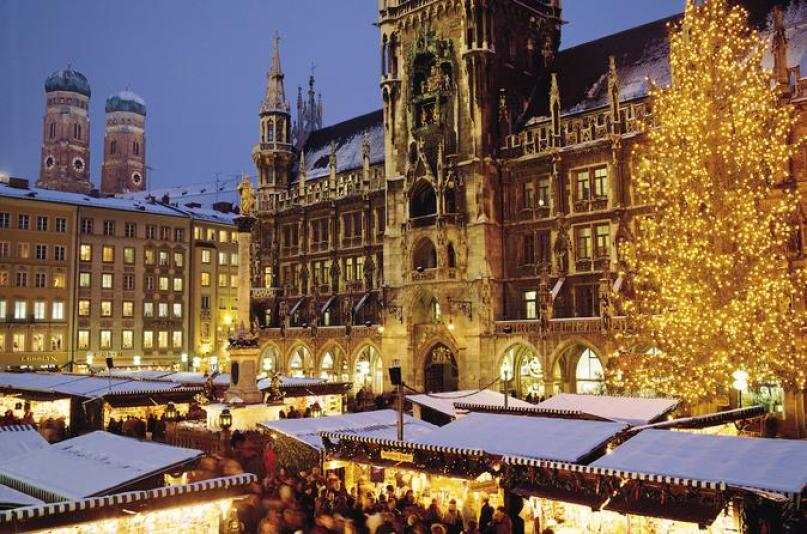 munich christmas markets tour in munich 46610 - TOP 11 European Destinations for Christmas City Breaks
