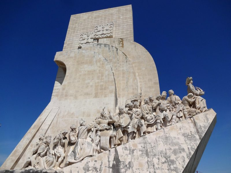 Monument to the Discoveries 800x600 - 3 days in Lisbon: the main attractions