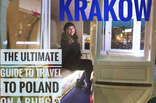 KRAKOW KRAKOW - THE ULTIMATE GUIDE TO TRAVEL TO POLAND ON A BUDGET; PART 1 - KRAKOW ON A BUDGET