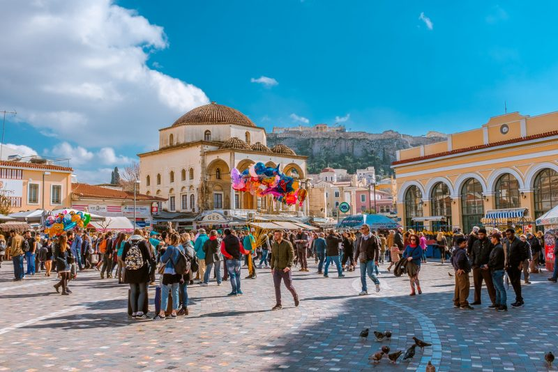 monasturaki 1 800x534 - WHERE TO STAY IN ATHENS - THE ULTIMATE GUIDE FOR THE BEST ACCOMMODATION AREA