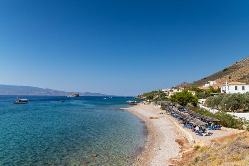 Vlychos Plakes beach
