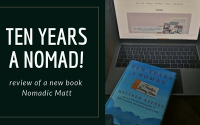 TEN YEARS A NOMAD REVIEW