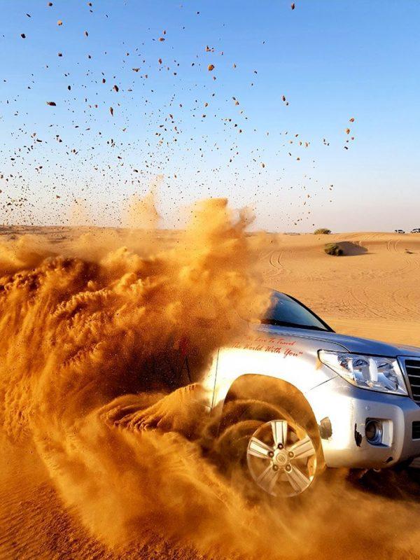 desert safari dubai 600x800 - BEST TIME TO VISIT DUBAI