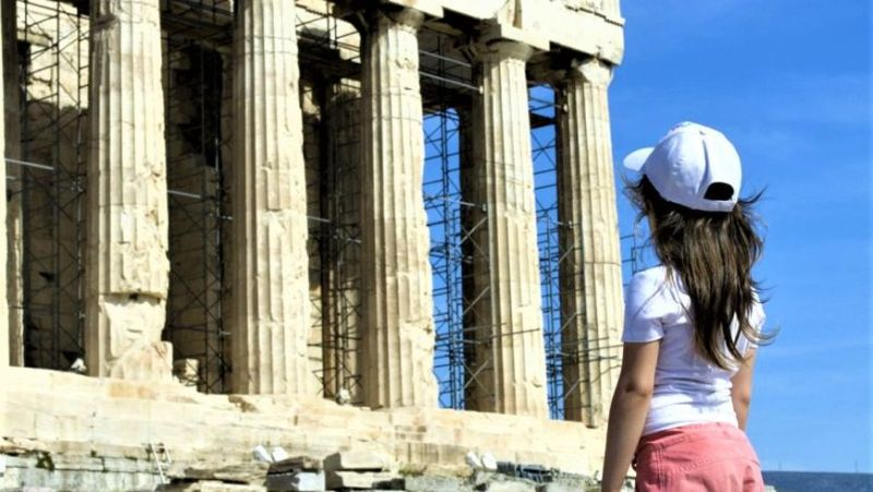 family holidays in Athens