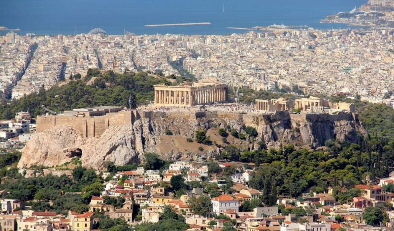 athens 800x470 - The best vacation spots in Greece