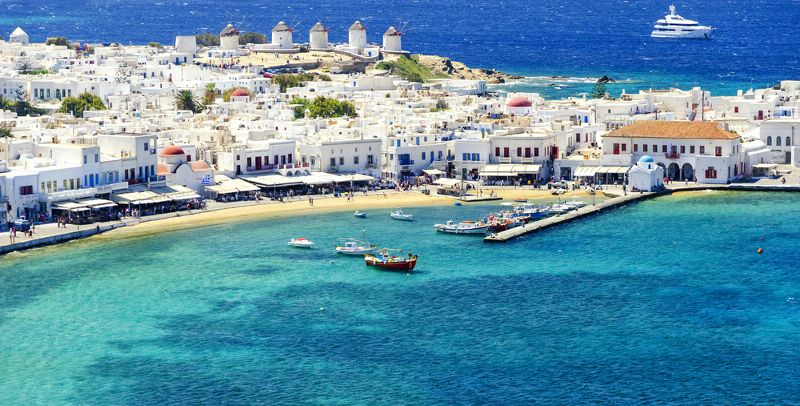 mykonos island greece - Mykonos vacation: top things to do and see