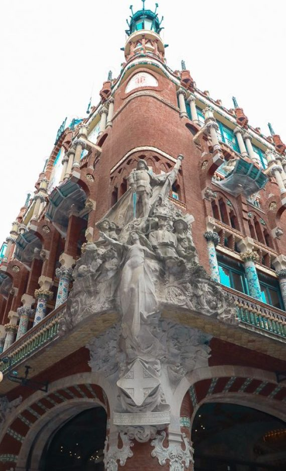 IMG 2942 487x800 1 - 3 Days in Barcelona: The Best Barcelona Itinerary