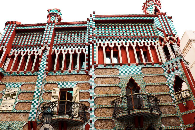 IMG 3087 800x533 1 - TOP 13 Gaudi Buildings in Barcelona