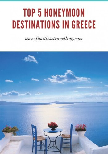 Top 5 honeymoon destinations in greece 534x800 1 - Top 5  Honeymoon Destinations in Greece