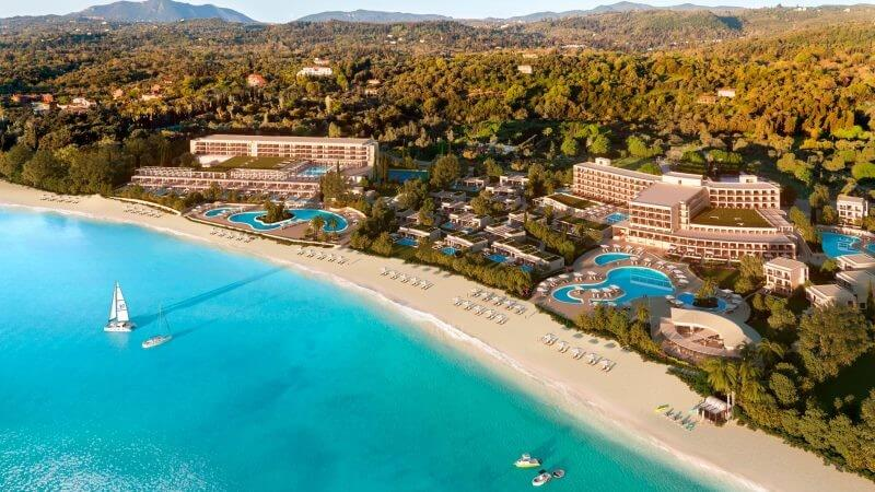 corfu 800x450 1 - Top Destinations for Family Vacations in Greece