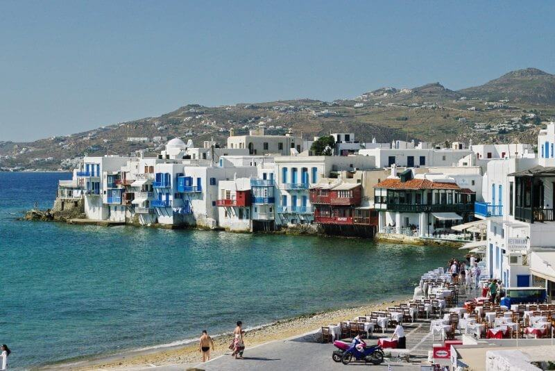little venice mykonos 800x534 1 - Mykonos vacation: top things to do and see