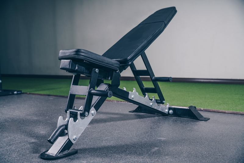 gym exercise bench - 10 Best Home Exercise Equipment For Weight Loss