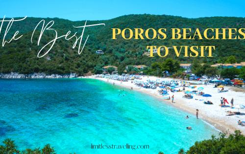 Best Poros beaches