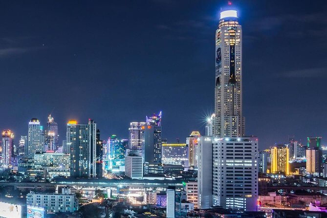 Baiyoke Sky Hotel - 4 Best Areas To Stay In Bangkok