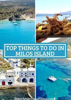 milos island 533x800 - Top Things To Do In Milos Island Greece