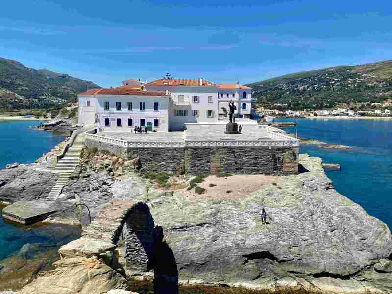 Chora Andros 800x600 - 7 Top Reasons To Visit Andros Island In Greece