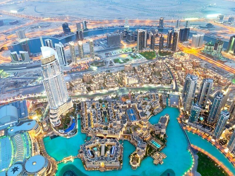 Dubai 1 - Best Things to do in Dubai