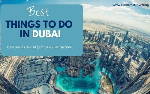 Best Things To Do in Dubai