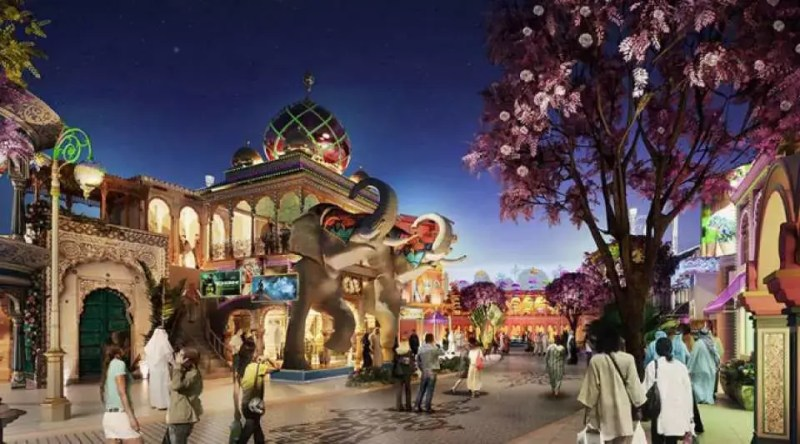 bollywood park 800x444 - Best Things to do in Dubai