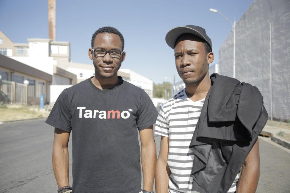 The Taramo Twins: Entrepreneures in Namibia
