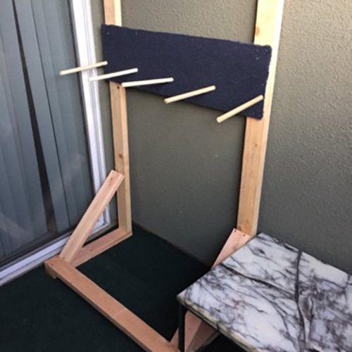 9 do it yourself surfboard racks how
