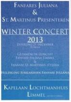 Winteroncert Fanfares 2013