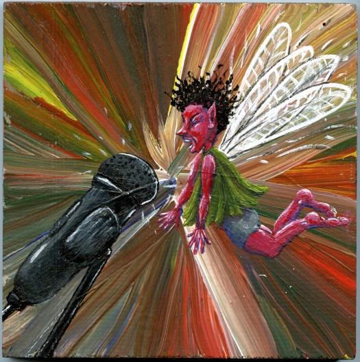 microphone-faerie