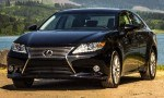 Picture of Black Lexus Sedan