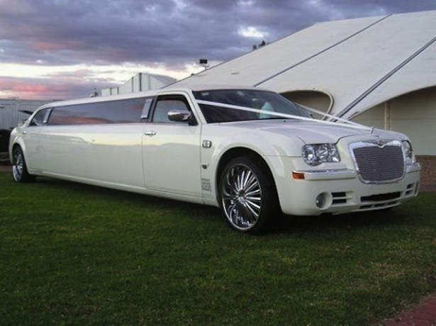 Chrysler 300 Limo Surprise in CT image