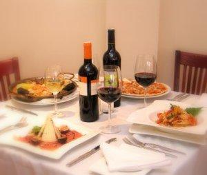 Picture of Dinner in Bridgeport