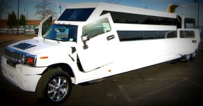 Image of Limousines of Connecticut Double Decker Hummer Image