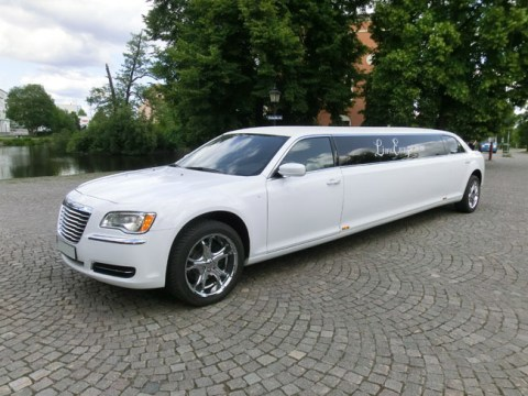 Chrysler 300 Stretch Limousine 2015 + FlexFuel