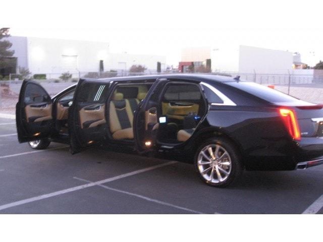 Used 2013 Cadillac XTS Limousine Sedan Stretch Limo Las