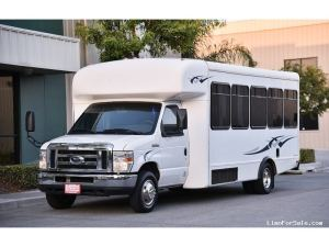 Used 2008 Ford E450 Mini Bus Limo Starcraft Bus  Fontana