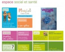 social et santé ccas