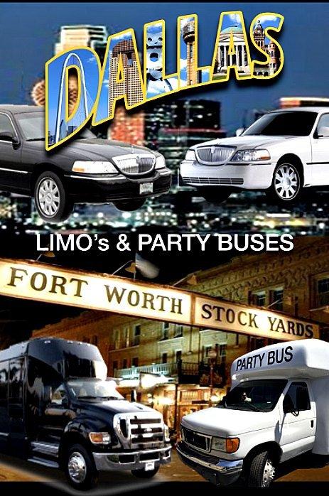 Limo Limousine Party Bus