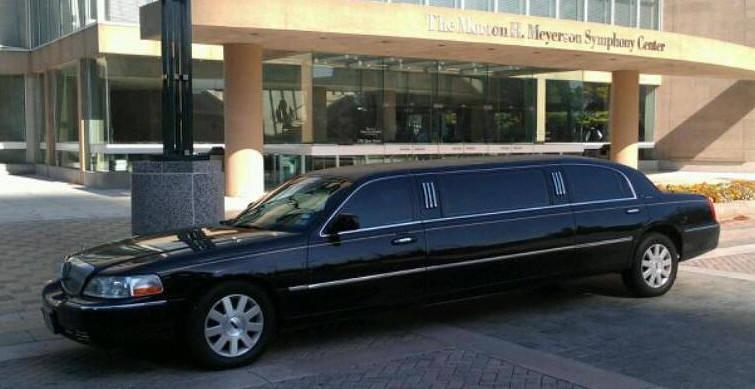 6 Passenger Limousine