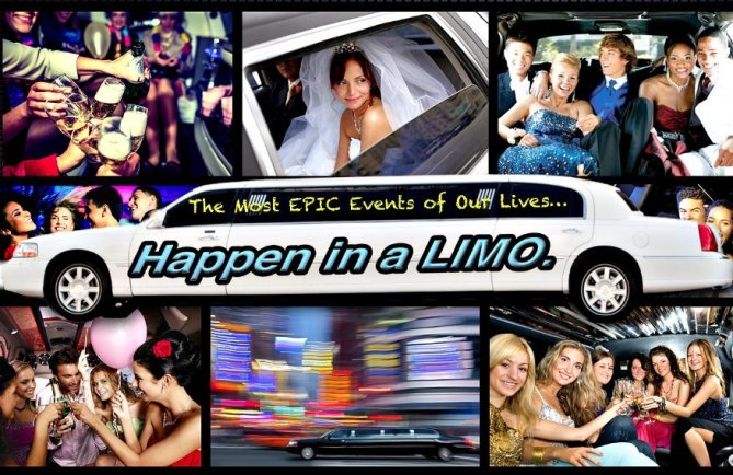 Limousine Epic Events