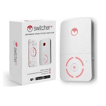 Switcher V2 מפסק דוד חכם