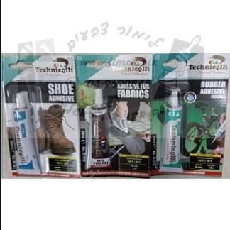 דבק נוזלי רב שימושי גומי בד ונעליים