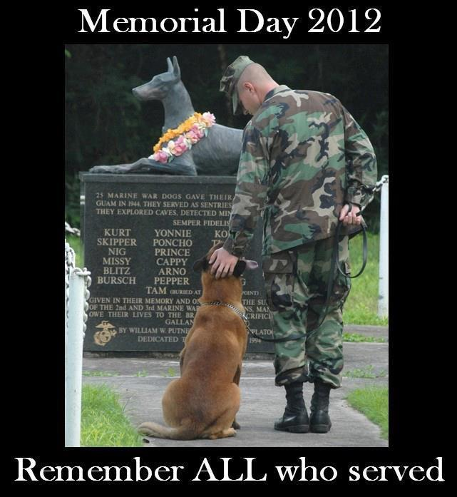Memorial Day 2012 Southern California