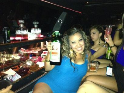 San Bernardino Limo Service Hollywood Bachelorette Party