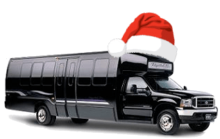 Need to rent a limousine for Christmas in Orange County, Los Angeles, San Diego