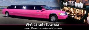 Pink Limo Orange County
